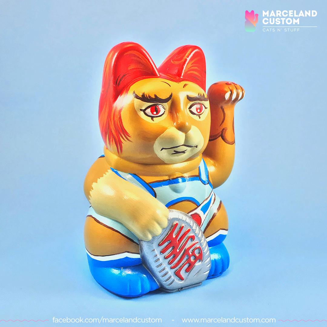 Maneki Leon-O Thundercats