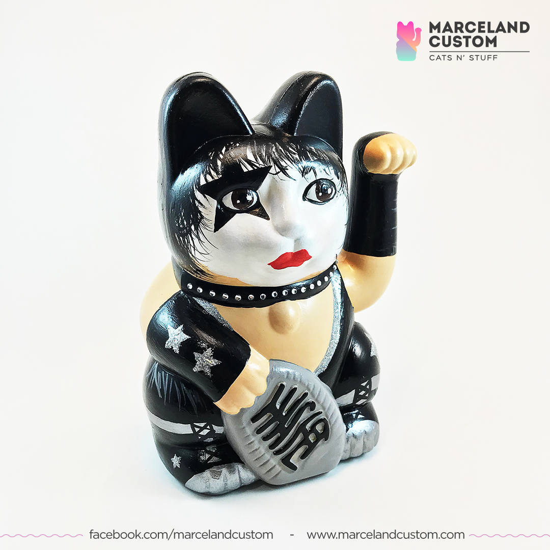 Maneki Paul Stanley de Kiss