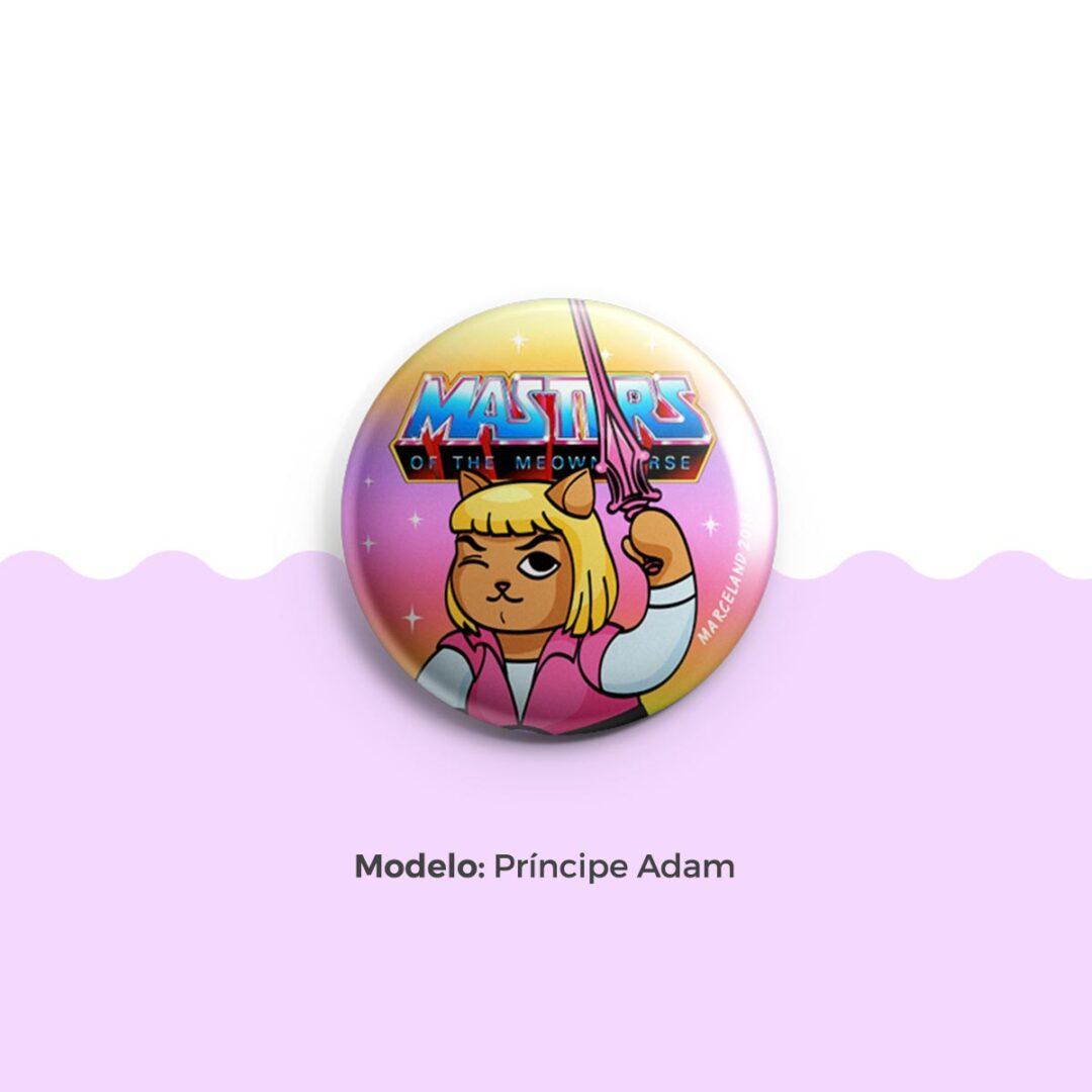 Príncipe Adam MOTM